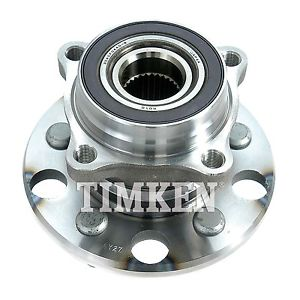 Wheel Bearing and Hub Assembly TIMKEN HA590136 fits 06-15 Lexus IS250