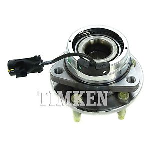 Wheel Bearing and Hub Assembly Front TIMKEN HA590070