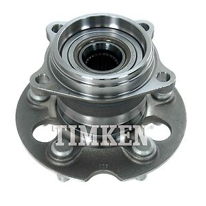Wheel Bearing and Hub Assembly Rear TIMKEN HA591080 fits 04-10 Toyota Sienna