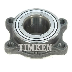 Wheel Bearing Assembly Rear TIMKEN BM500006