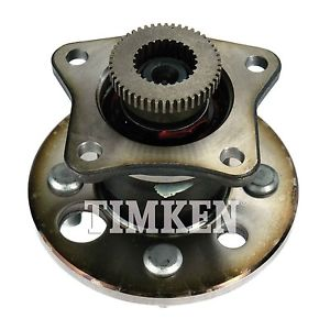 Wheel Bearing and Hub Assembly Rear TIMKEN 512184