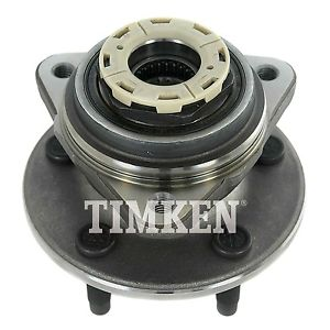 Wheel Bearing and Hub Assembly Front TIMKEN 515026