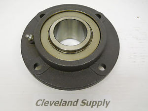 "BROWNING FC900 FLANGE TYPE PILLOW BLOCK BEARING / TIMKEN XC2378C  2-3/16"" BORE"