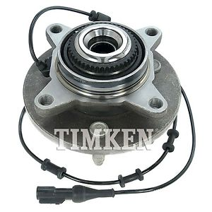 Wheel Bearing and Hub Assembly Front TIMKEN SP550202