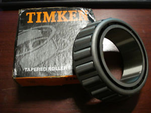 """TIMKEN 760,Tapered Roller Bearing, Bore 3-9/16"""", Width 1.900"""", 1 Cone, /GO4/ RL"""