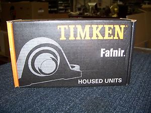 Timken Fafnir Housed Unit 2Bolt Pillow Block 2 7/16""