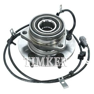 Wheel Bearing and Hub Assembly Front Right TIMKEN fits 97-99 Dodge Ram 1500