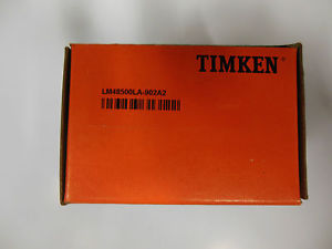 NEW IN BOX – TIMKEN BEARINGS | P# LM48500-902A2 | MATED PAIR BEARING AND RACE