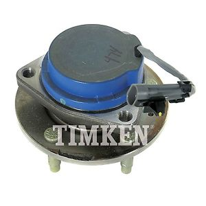 Wheel Bearing and Hub Assembly Front TIMKEN 513186 fits 05-11 Cadillac STS