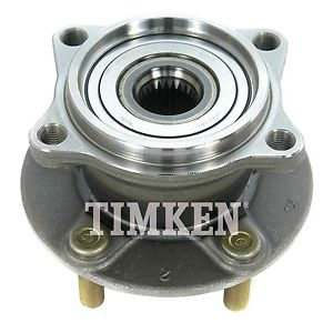 Wheel Bearing and Hub Assembly Rear TIMKEN fits 04-08 Mitsubishi Endeavor