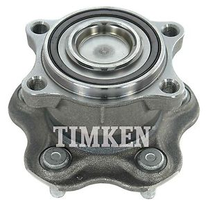 Wheel Bearing & Hub Assembly fits 2003-2007 Nissan Murano TIMKEN