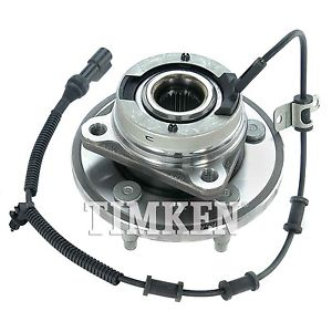 Wheel Bearing and Hub Assembly Front Left TIMKEN HA590024