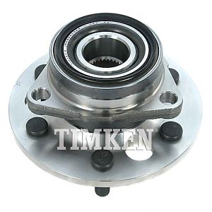 Wheel Bearing and Hub Assembly Front TIMKEN 515002