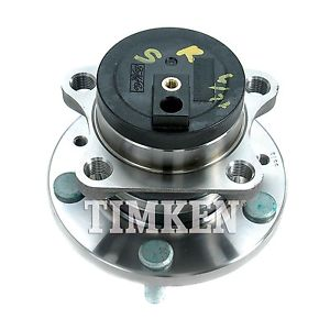 Wheel Bearing & Hub Assembly fits 2007-2014 Mazda CX-9 TIMKEN
