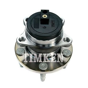 Wheel Bearing and Hub Assembly Rear TIMKEN HA590335