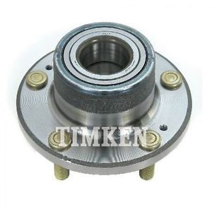 TIMKEN Wheel Bearing & Hub Assembly Rear for Dodge Stealth Mitsubishi 3000GT FWD
