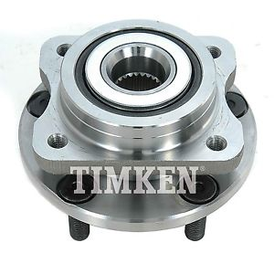 Wheel Bearing and Hub Assembly Front TIMKEN 513074