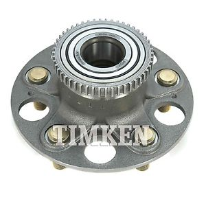 Wheel Bearing and Hub Assembly Rear TIMKEN 512179