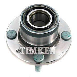 Wheel Bearing & Hub Assembly fits 1991-1999 Mercury Tracer TIMKEN