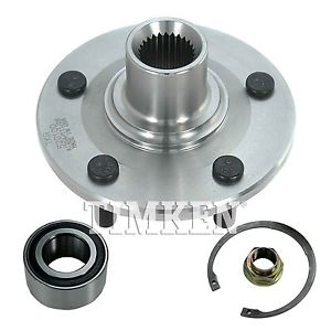 Wheel Bearing and Hub Assembly Front TIMKEN 520100