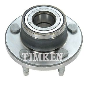 Wheel Bearing & Hub Assembly fits 2005-2009 Ford Mustang  TIMKEN