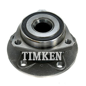 Wheel Bearing and Hub Assembly Front TIMKEN HA590198