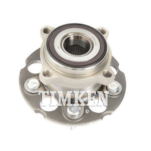 Wheel Bearing and Hub Assembly Rear TIMKEN HA590530 fits 12-15 Honda Crosstour