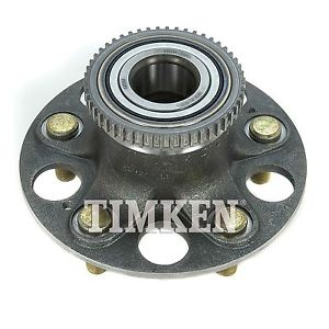 Wheel Bearing & Hub Assembly fits 2001-2003 Acura CL  TIMKEN