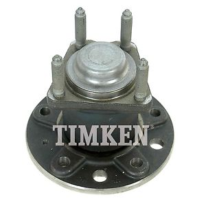 Wheel Bearing and Hub Assembly Rear TIMKEN 512239 fits 01-03 Saturn LW200