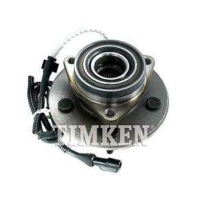 Wheel Bearing and Hub Assembly Front TIMKEN SP550200 fits 97-00 Ford F-150