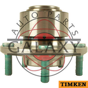 Timken Front Wheel Bearing Hub Assembly HA590097