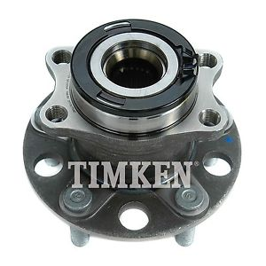 Wheel Bearing and Hub Assembly Rear TIMKEN HA590230