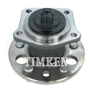 Wheel Bearing and Hub Assembly Rear TIMKEN 512041 fits 98-03 Toyota Sienna