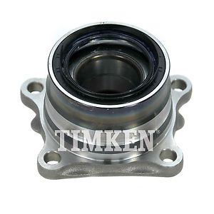 Wheel Bearing Assembly Rear TIMKEN 512038 fits 96-00 Toyota RAV4