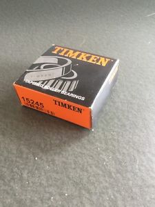 Timken 15245 Tapered Roller Bearing Cup, 2.4409 in, 0.5625 in W