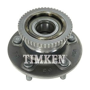 Wheel Bearing & Hub Assembly fits 1999-2002 Nissan Quest TIMKEN