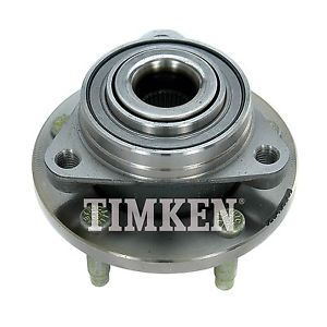 Wheel Bearing and Hub Assembly Front TIMKEN HA590087 fits 06-08 Chevrolet HHR