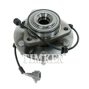 Wheel Bearing and Hub Assembly Front TIMKEN SP500701