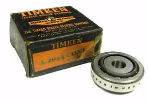 """NEW TIMKEN A2031 TAPERED BEARING CONE 0.3125"""" BORE X 0.4250"""" WIDTH"""