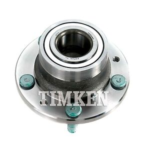 Wheel Bearing & Hub Assembly fits 2000-2003 Mazda MPV Protege5 TIMKEN