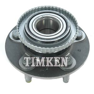 Wheel Bearing & Hub Assembly fits 1992-1997 Mercury Grand Marquis TIMKEN