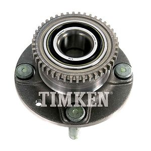 Wheel Bearing & Hub Assembly fits 1991-2005 Mazda Miata TIMKEN