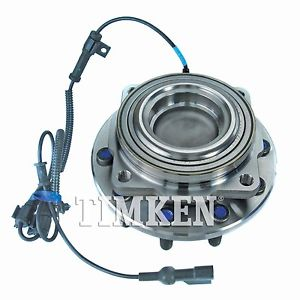 Wheel Bearing and Hub Assembly TIMKEN SP940203 fits 05-10 Ford F-450 Super Duty