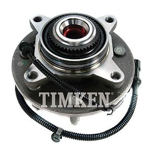 Wheel Bearing and Hub Assembly Front TIMKEN SP550208