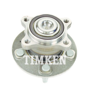 Wheel Bearing and Hub Assembly Rear TIMKEN HA590444