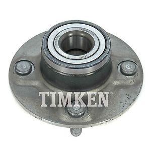 Wheel Bearing and Hub Assembly Rear TIMKEN 512016 fits 93-01 Nissan Altima