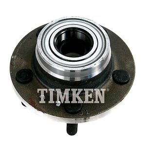 Wheel Bearing and Hub Assembly Front TIMKEN 513128 fits 1991 Volvo 740