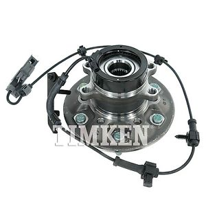 Wheel Bearing and Hub Assembly Front Left TIMKEN HA590060