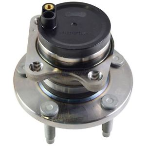 Rear Wheel Hub & Bearing TIMKEN for Ford Edge MKX FWD 2WD