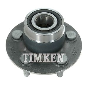 Wheel Bearing and Hub Assembly Rear TIMKEN 512154